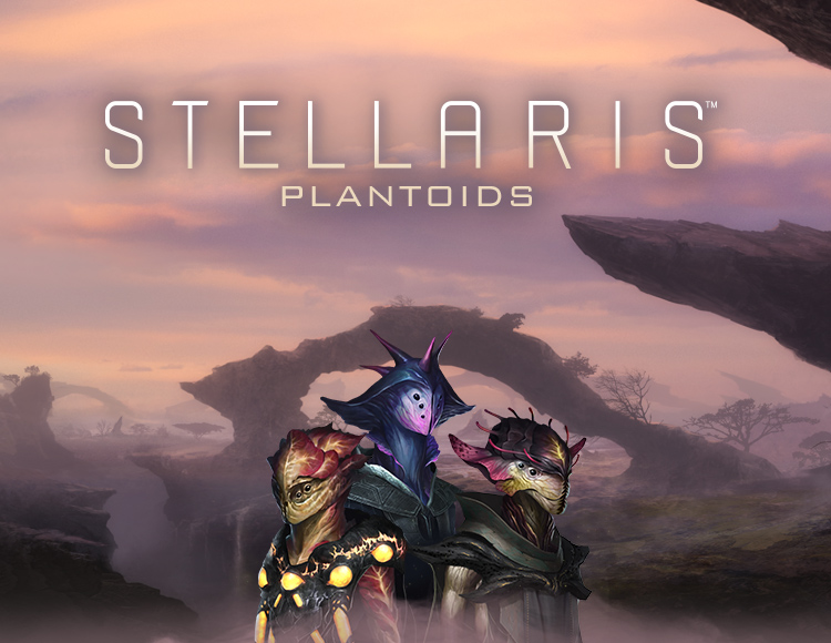 Stellaris: Plantoids Species Pack (PC) фото