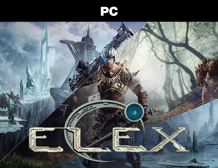 ELEX (PC Box)