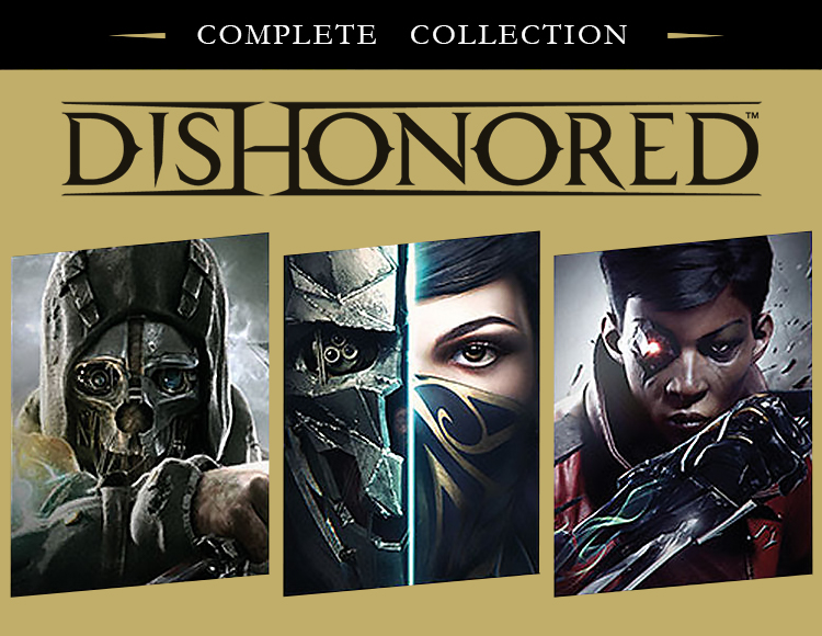 Dishonored: Complete Collection (PC) фото