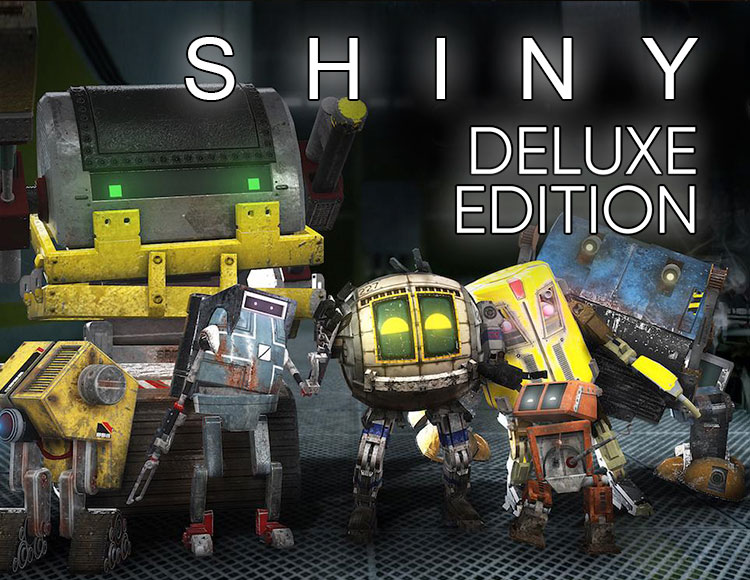 Shiny: Deluxe Edition (PC) фото