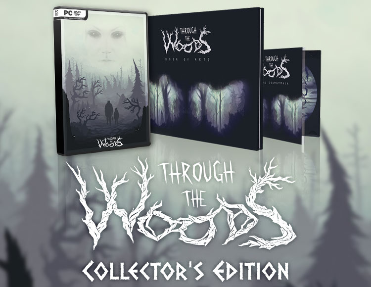 Through the Woods: Collector's Edition (PC) фото