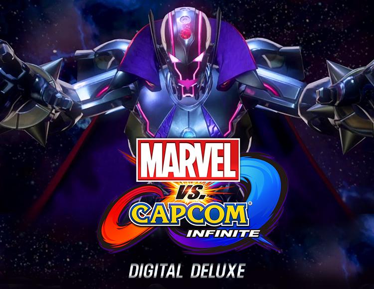 MARVEL VS. CAPCOM®: INFINITE - Digital Deluxe (PC) фото