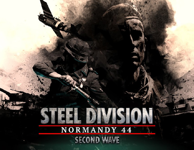 Steel Division: Normandy 44 - Second Wave (PC)