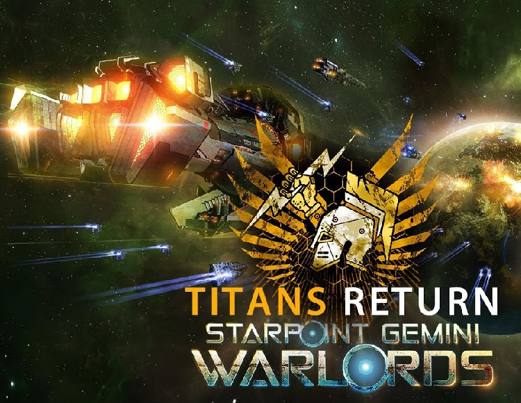 Starpoint Gemini Warlords - Titans Return (PC) фото