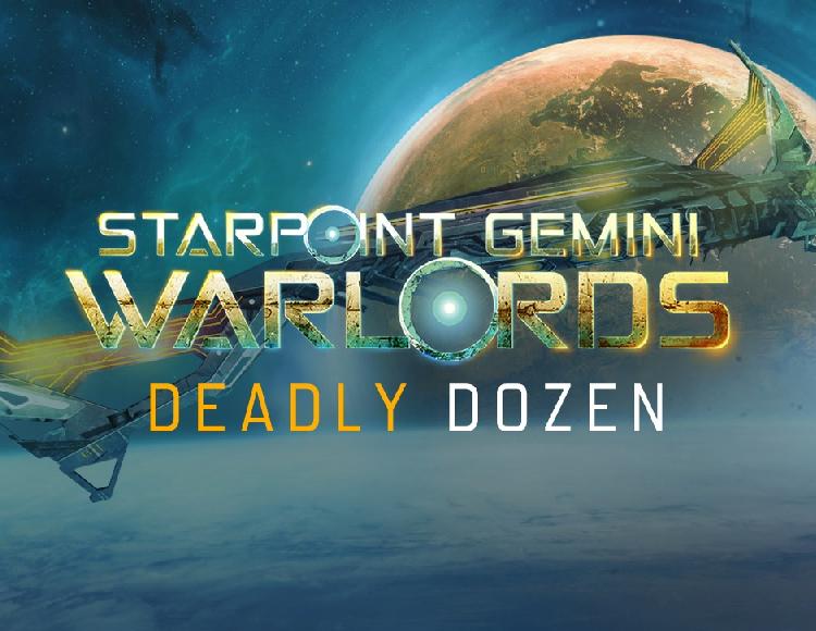 Starpoint Gemini Warlords - Deadly Dozen (PC) фото