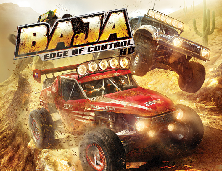 BAJA: Edge of Control HD (PC) фото