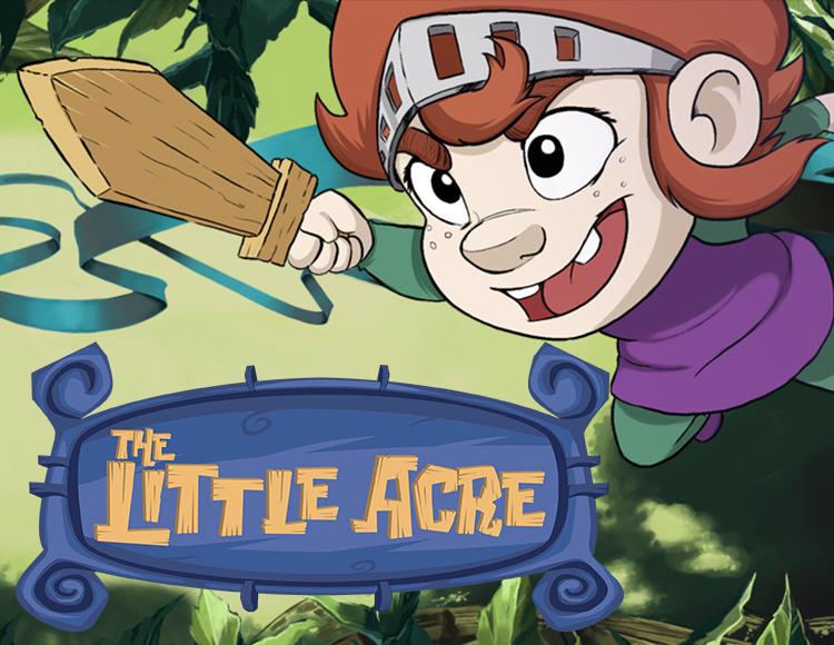 The Little Acre (PC) фото