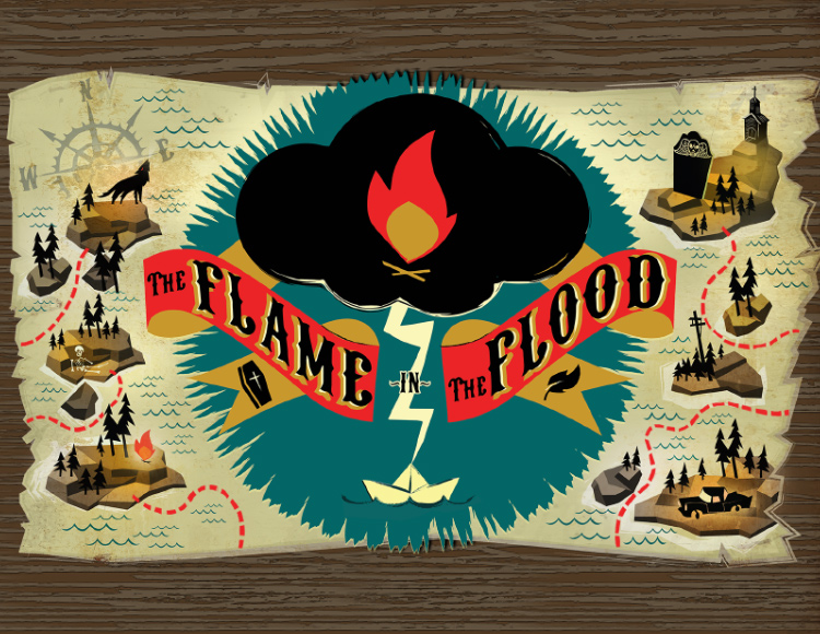 The Flame in the Flood (PC) фото