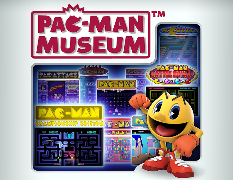 Pac Man Museum (PC)