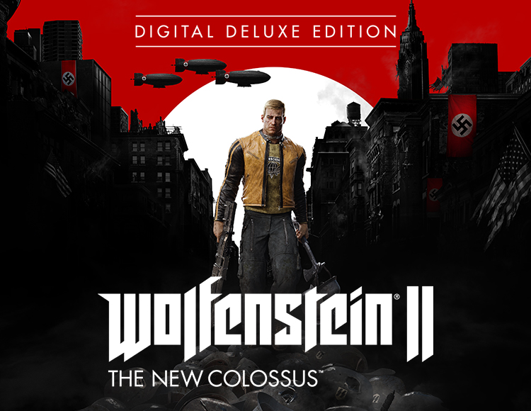 Wolfenstein II: The New Colossus Deluxe Edition (PC) фото