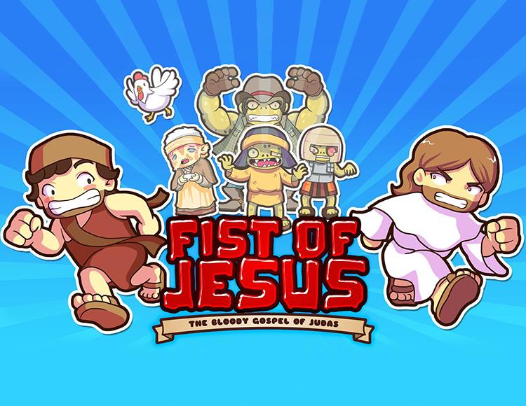 Fist of Jesus (PC) фото