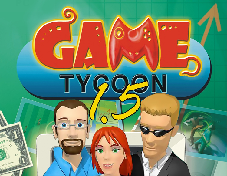 Game Tycoon 1.5 (PC)