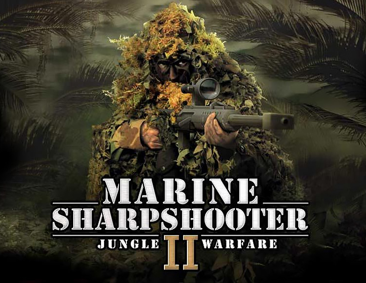 Marine Sharpshooter II : Jungle Warfare (PC)