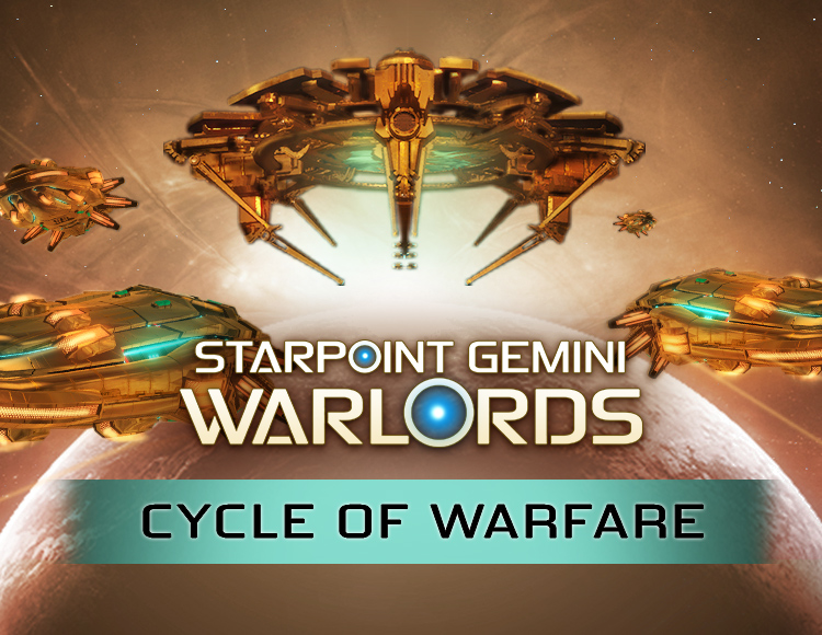 Starpoint Gemini Warlords - Cycle of Warfare (PC) фото