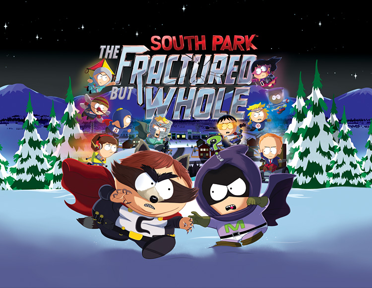 South Park The Fractured but Whole (PC) фото