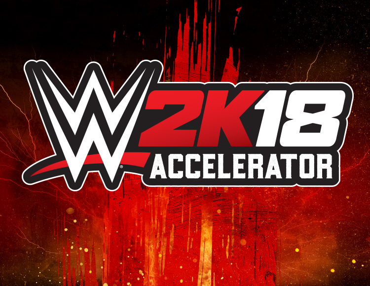 WWE 2K18 - Accelerator Pack (PC)
