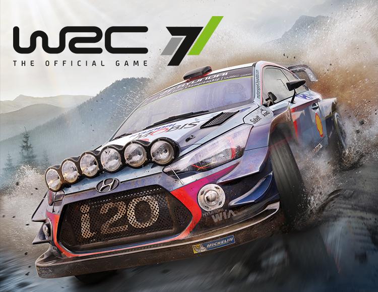 WRC 7 (PC) фото