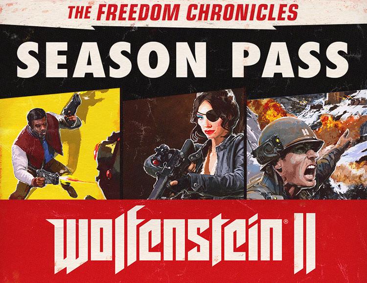 Wolfenstein II: The New Colossus - Season Pass (PC) фото
