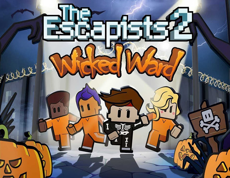 The Escapists 2 - Wicked Ward (PC)