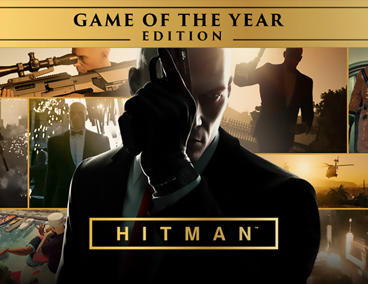 Hitman Game of the Year Edition (PC) фото