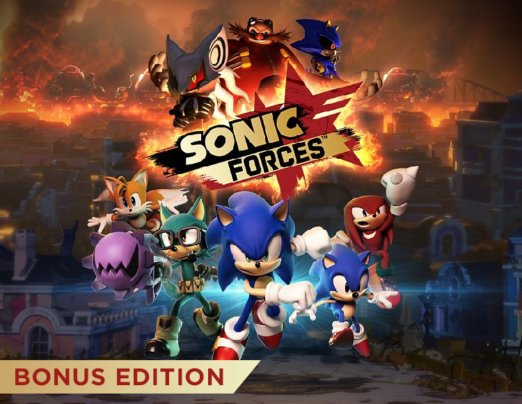 Sonic Forces Digital Bonus Edition (PC)