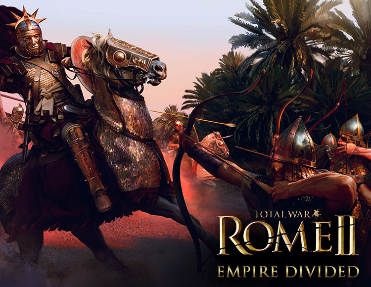 Total War - Rome II - Empire Divided (PC) фото