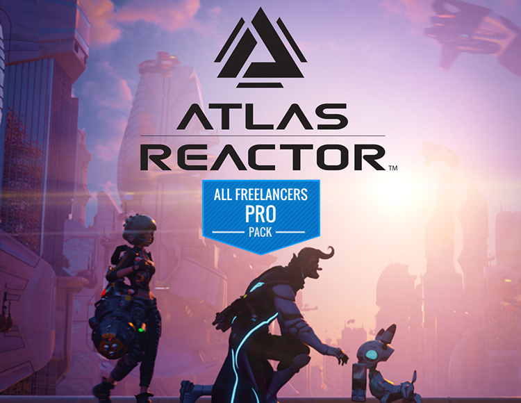 Atlas Reactor - All Freelancers Pro Pack (PC)