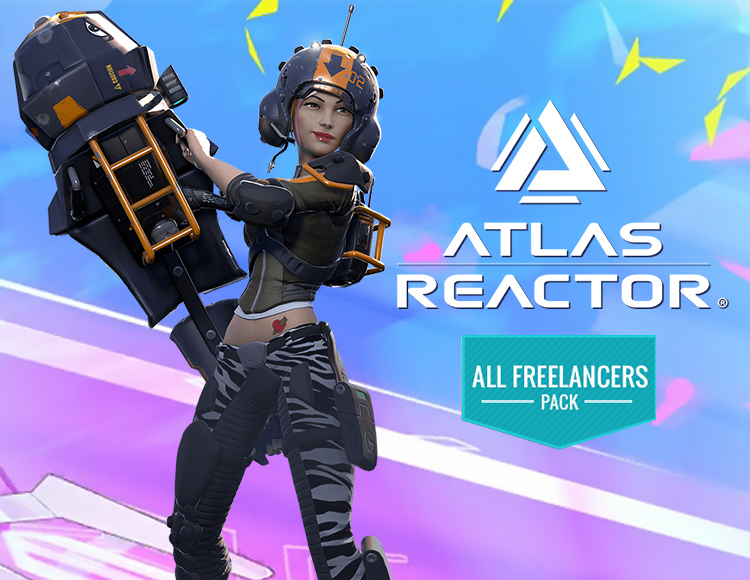 Atlas Reactor - All Freelancers Pack (PC)