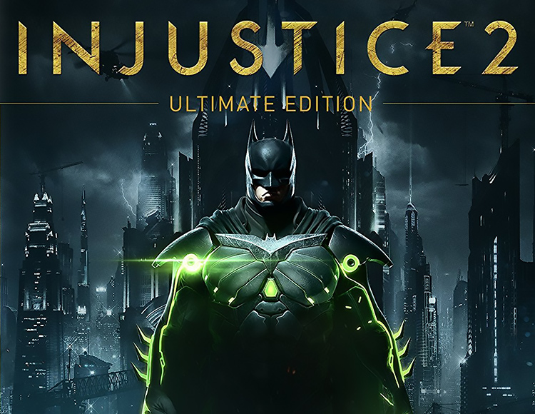 Injustice 2 - Ultimate Edition (PC)