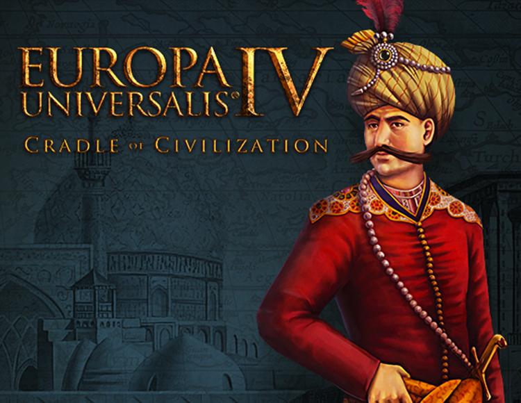 Europa Universalis IV: Cradle of Civilization - Expansion (PC) фото