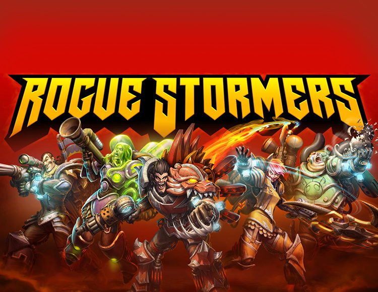 Rogue Stormers Deluxe (PC)