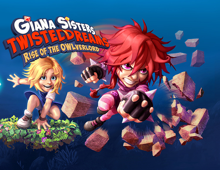 Giana Sisters: Twisted Dreams - Rise of the Owlverlord (PC)