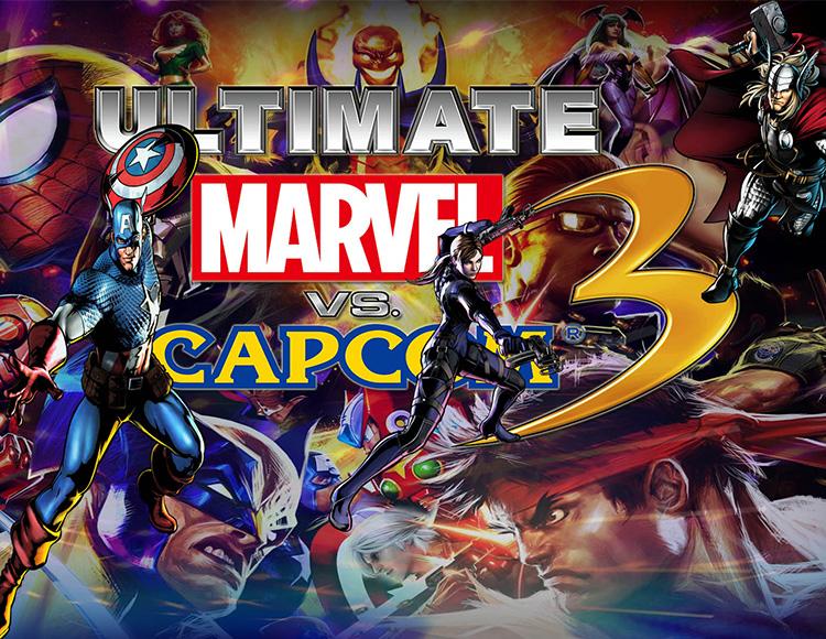 ULTIMATE MARVEL VS. CAPCOM 3 (PC)