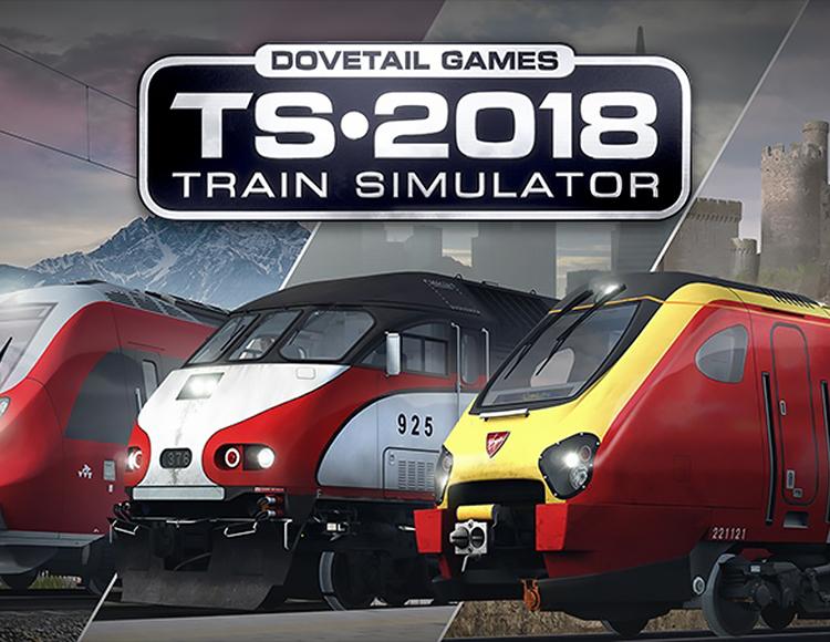 Train Simulator 2018 (PC) фото