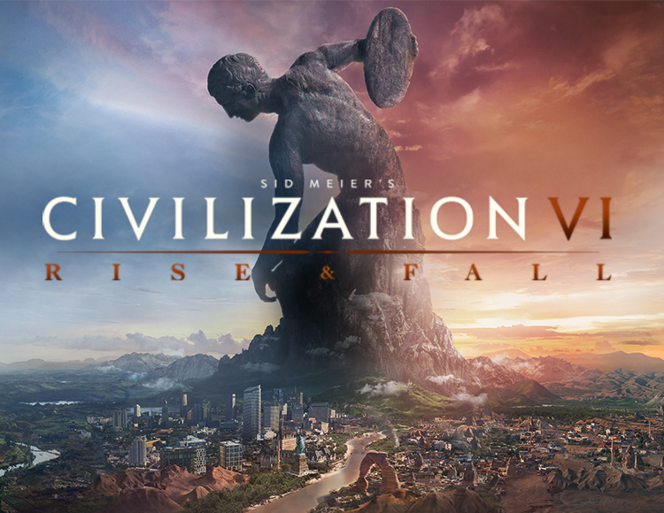 Sid Meiers Civilization VI: Rise and Fall (PC)