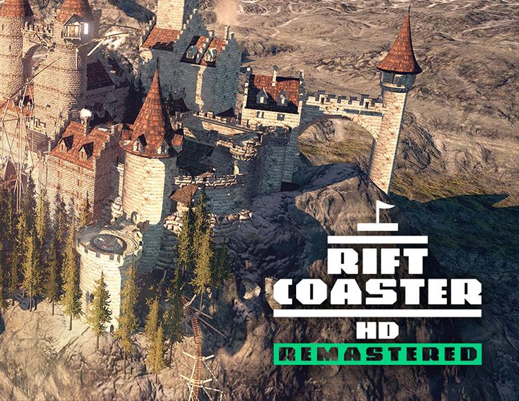 Rift Coaster HD Remastered VR (PC) фото