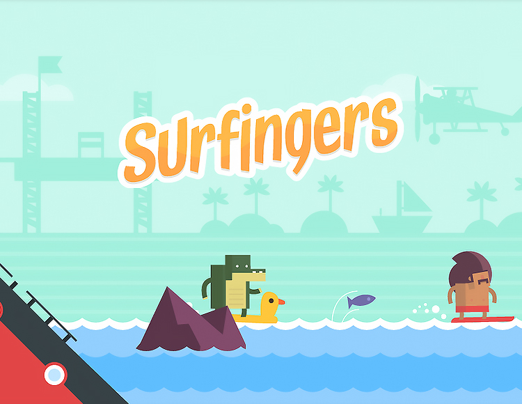 Surfingers (PC) фото