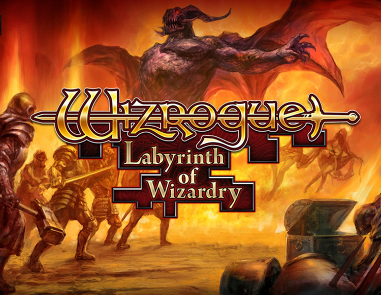 Wizrogue - Labyrinth of Wizardry (PC) фото