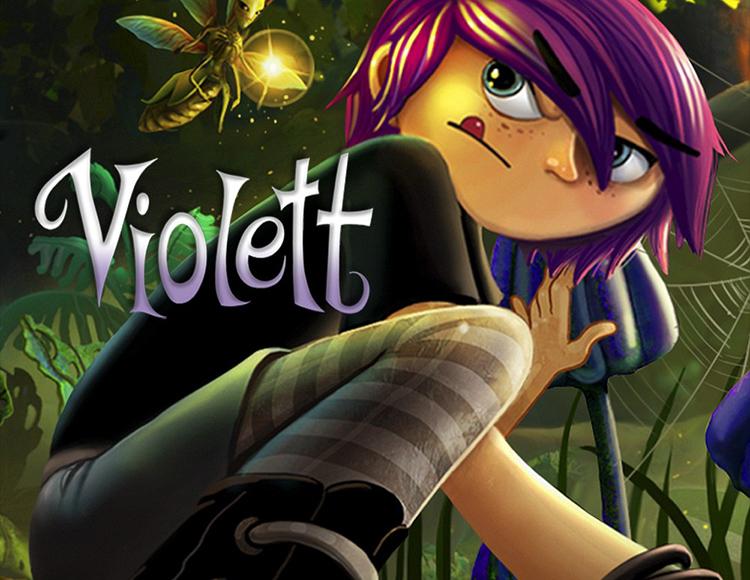 Violett Remastered (PC) фото