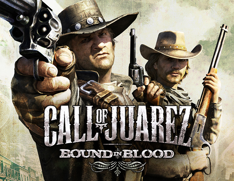 Call of Juarez: Bound in Blood (PC) фото