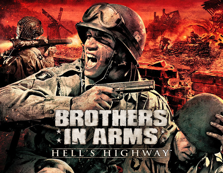 Brothers in Arms: Hells Highway (PC) фото
