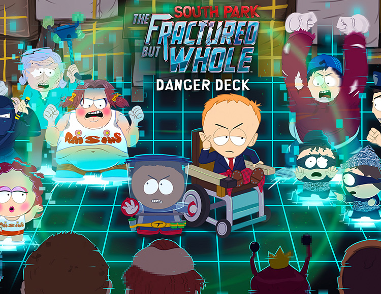 South Park: The Fractured but Whole - дополнение «Голодек страха» (PC) фото