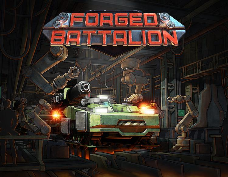 Forged Battalion (PC) фото