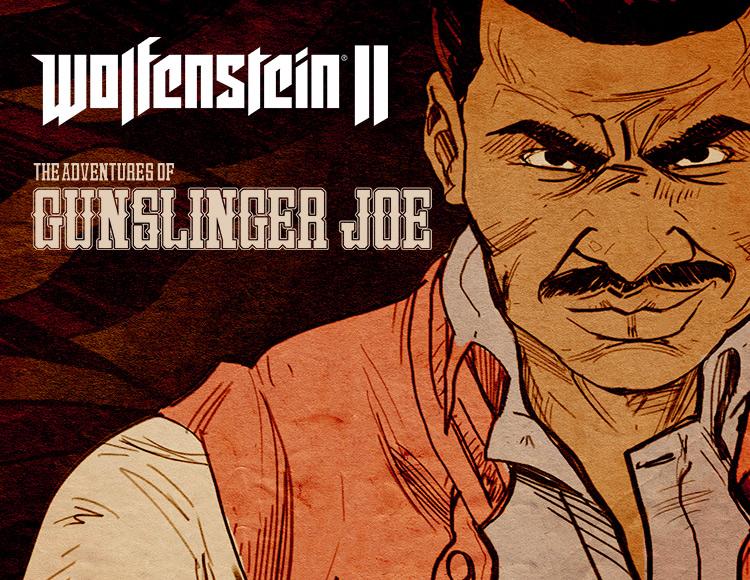 Wolfenstein II: The Adventures of Gunslinger Joe (DLC 1) (PC) фото