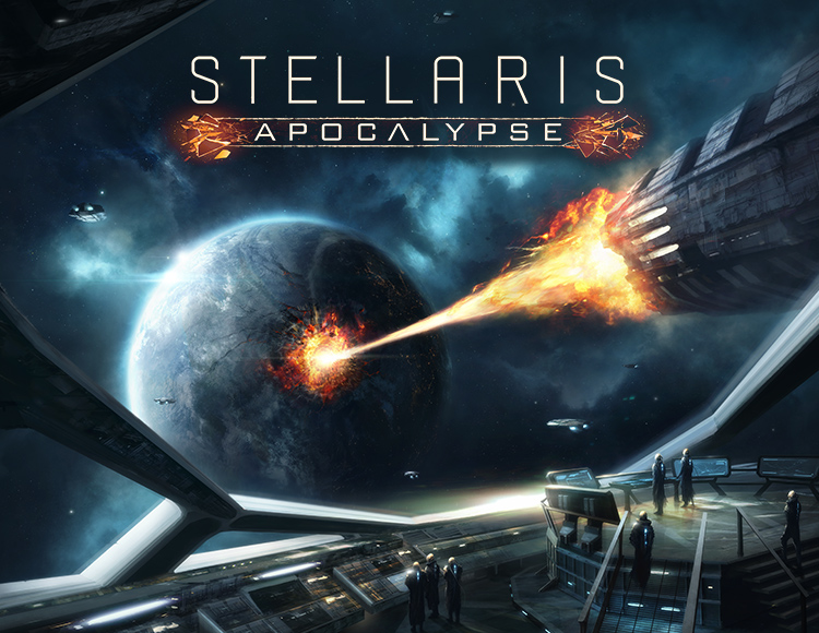 Stellaris: Apocalypse (PC) фото