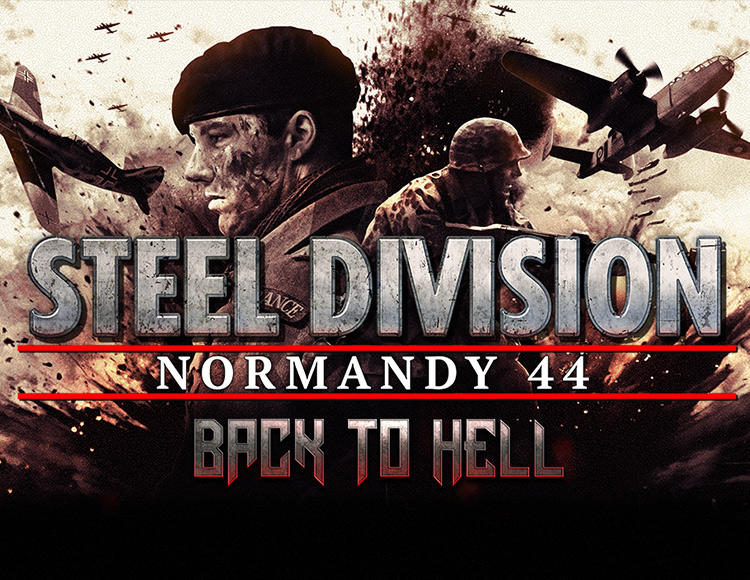 Steel Division: Normandy 44 - Back to Hell (PC) фото
