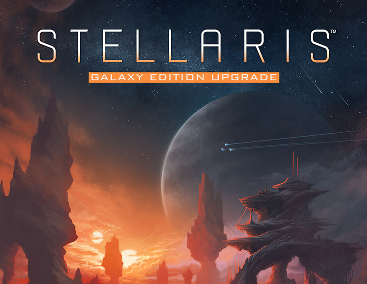 Stellaris: Galaxy Edition Upgrade Pack (PC) фото