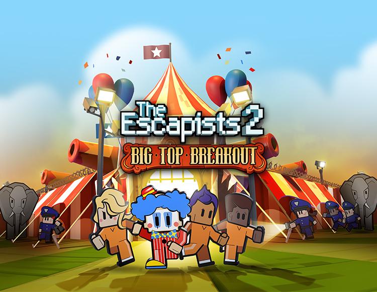 The Escapists 2 - Big Top Breakout (PC) фото