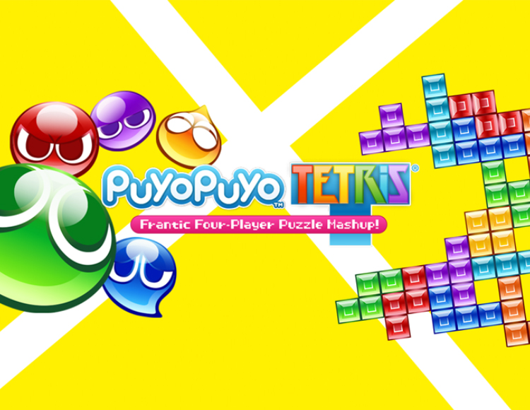 Puyo Puyo Tetris (PC) фото