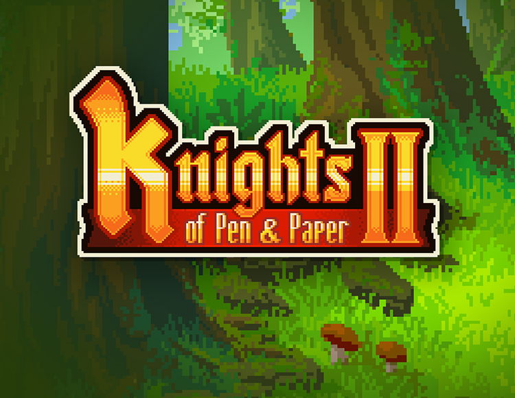 Knights of Pen and Paper 2 (PC) фото